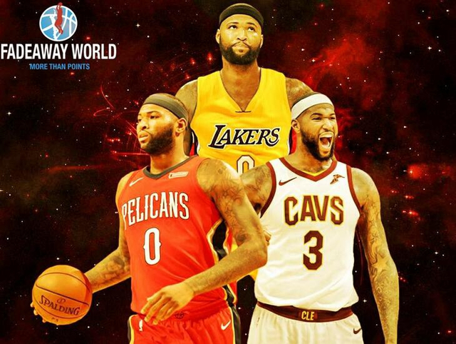 北京时间5月17日消息,据《问询者报》报道,NBA现在缺乏优秀内线,作为联盟顶级中锋,德马库斯-考辛斯的去向让人关注。日前,美国媒体总结了考辛斯可能去的几个下家。