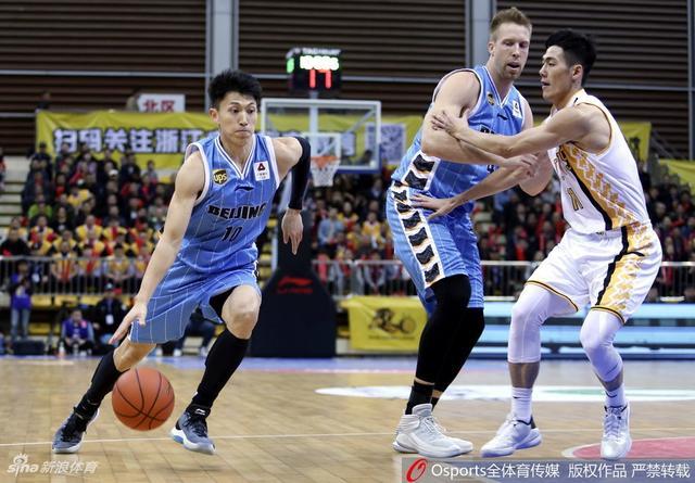 北京时间11月9日,CBA联赛第9轮,广厦91-95北京。