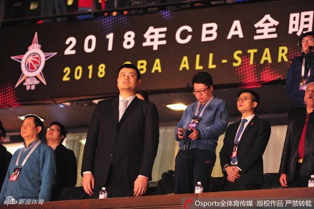 北京时间1月13日,姚明观战CBA星锐赛再送表情包。