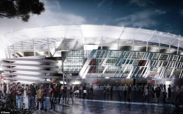 《每日邮报》消息,皇马将以5亿欧元的价格翻新伯纳乌球场,翻新后球场容量不变仍是8万人,但将增加一个360度的屏幕以及顶盖。包括巴萨,瓦伦西亚,罗马等球队都有翻新计划并曝出了设计概念图。