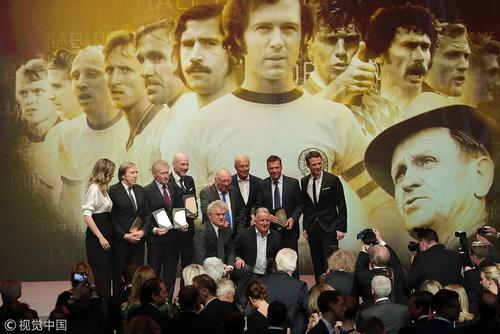 德国足球名人堂落成仪式举行