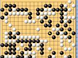 动图棋谱-围甲联赛第9轮 杨鼎新负申真谞