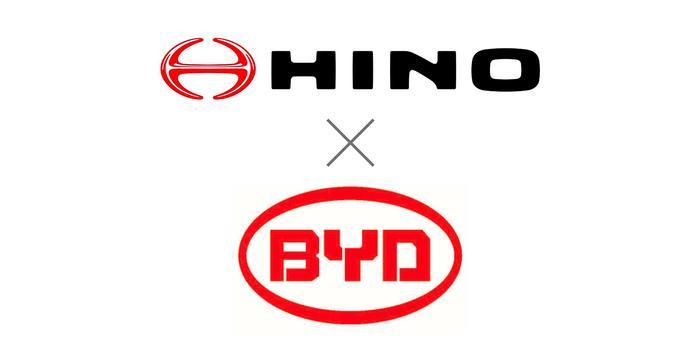 <strong>签约日野 比亚迪丰田合作延伸到新能源商用车</strong>