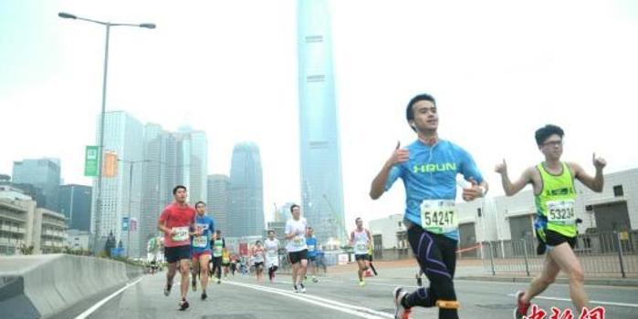 香港馬拉松將于17日開跑 280條巴士線路受封路影響