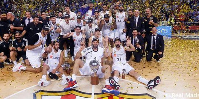 曝皇馬男籃計劃10年內征戰NBA 為了實現止損