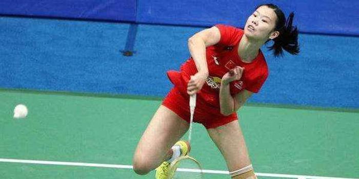 李雪芮獲6世界冠軍 21歲拿奧運金牌成國羽第一