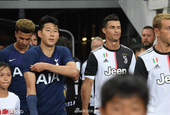 [国际冠军杯]尤文图斯2-3热刺
