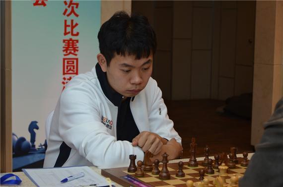 国象联赛第22轮对阵:王皓-张鹏翔 谭中怡-古尼娜