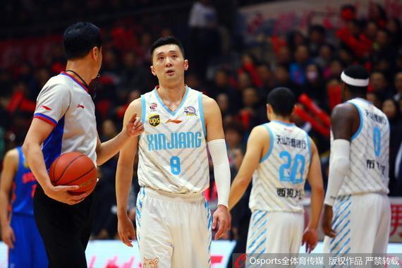 新疆隊又一次失望的告別賽季