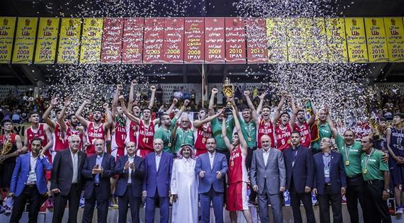 伊朗队夺得本届U18亚青赛冠军