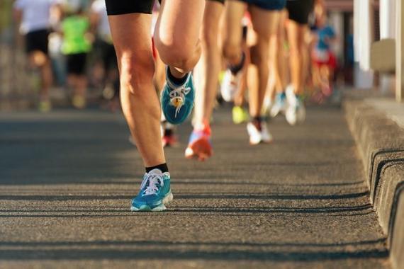 训练马拉松最佳城市