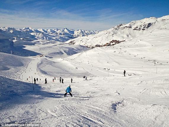 全球滑雪場哪家強?法國托朗谷再次蟬聯冠軍