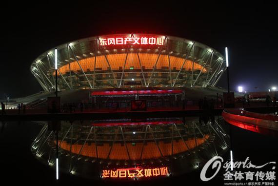 广东主场东风日产文体中心