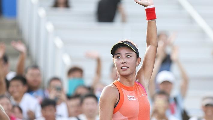 武汉公开赛王蔷横扫晋级16强