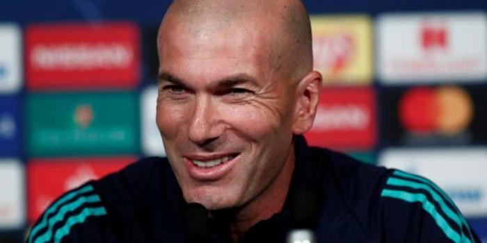 齊達內:阿扎爾已做好首發準備 拿西甲比歐冠要難