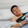 武磊手术成功 将养伤6-8周