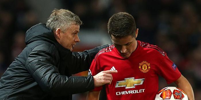 曼联王牌呼吁转正索帅:我要是老板 立即转正他