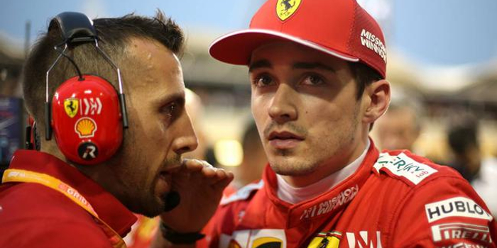 F1中國站前瞻:法拉利最熱門 勒克萊爾瞄準F1首勝