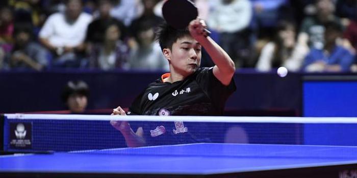 林昀儒:決賽對手是一流選手 無壓力去拼就可以了