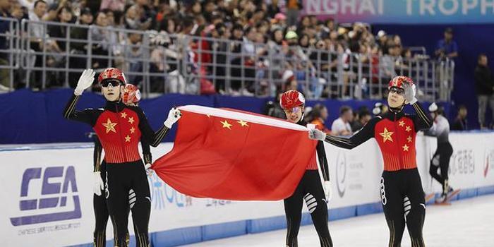 """冰上新生代超級杯獲兩金 """"南展西擴東進""""在上海普及"""