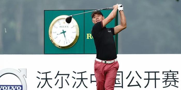 沃爾沃中國公開賽第三輪分組 吳阿順12:35分出發