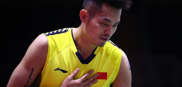 汤杯-林丹首秀 中国5-0法国取两连胜
