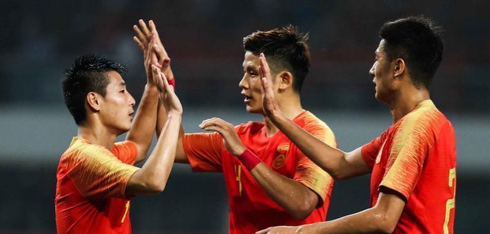 热身赛-武磊进球+中柱 国足1-0缅甸