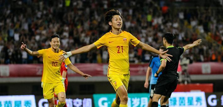 U19国青3-1乌拉圭 豪取3连胜夺冠