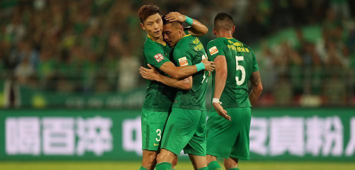 中超-国安主场3-2权健已12轮不败