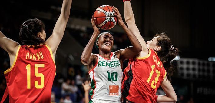 女篮世界杯-中国胜塞内加尔进复赛