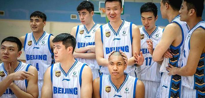 北京男篮新赛季写真拍摄花絮