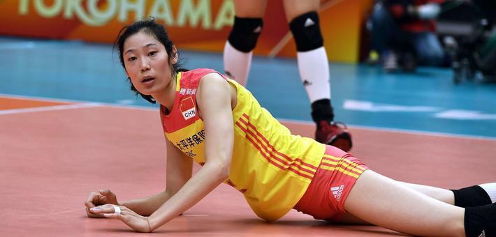 世锦赛-中国女排2-3意大利无缘决赛