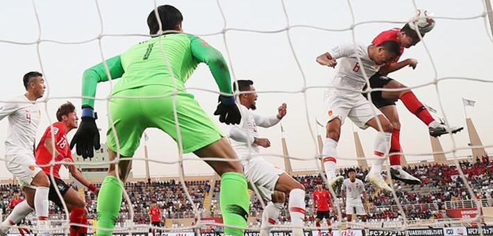 亚洲杯-抗韩失败 国足0-2不敌韩国