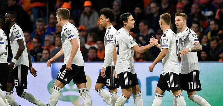 欧预赛-罗伊斯造绝杀 德国3-2荷兰