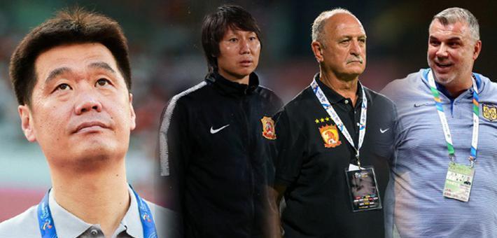 足协倾向于本土教练执掌国足