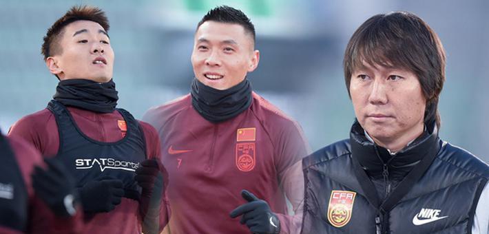 国足选拔队备战日本 东亚杯未胜过对手