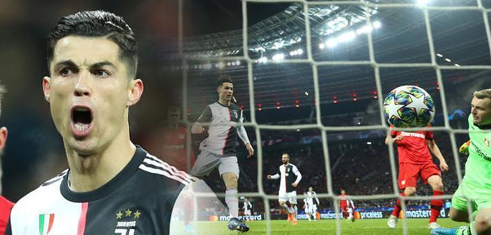 欧冠-C罗连续3场破门 尤文2-0客胜