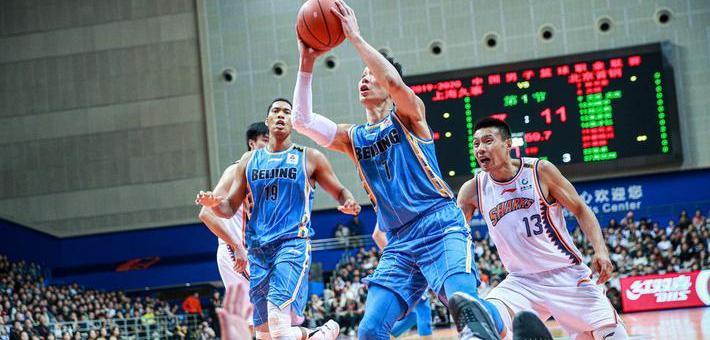 林书豪得分创新低北京1分险胜上海