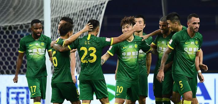 中超-阿兰处子球 国安3-1泰达3连胜