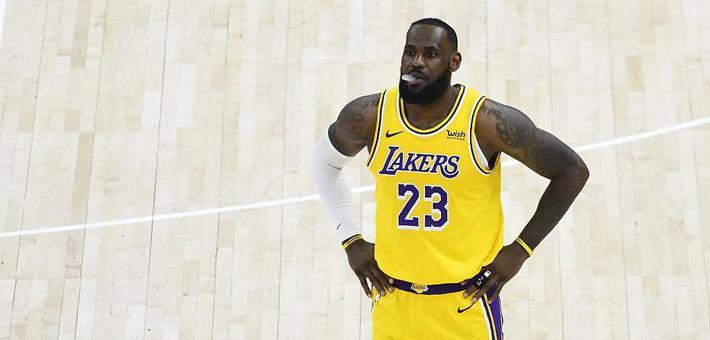 [NBA常规赛]湖人89-114爵士