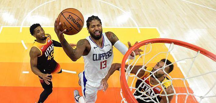 [NBA季后赛]快船力克爵士 泡椒37分