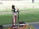 视频-女子10米气步枪担首金重任 杜丽转身冲金教练