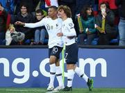 视频-欧预赛火力全开 法国四球轻取安道尔