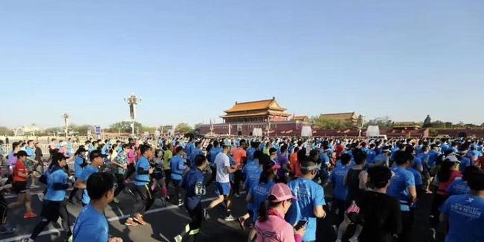 北京半程馬拉松來了 3月7日開啟報名!