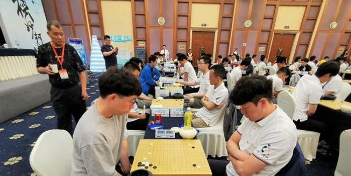 圍乙衢州1-3負中國移動上海 女團崔精贏棋白贏