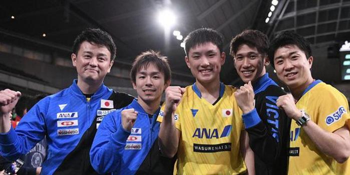 至少銅牌!日男乒半決賽對陣中國 張本:很想贏!