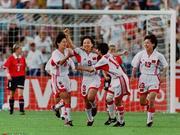 20年后美国女足世界杯再夺冠 若99年捧杯的是我们