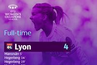 欧冠决赛16分钟戴帽 254场轰255球 这女魔王胜梅罗