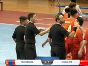 中国五人制足球也惨败!连败中国台北和蒙古垫底