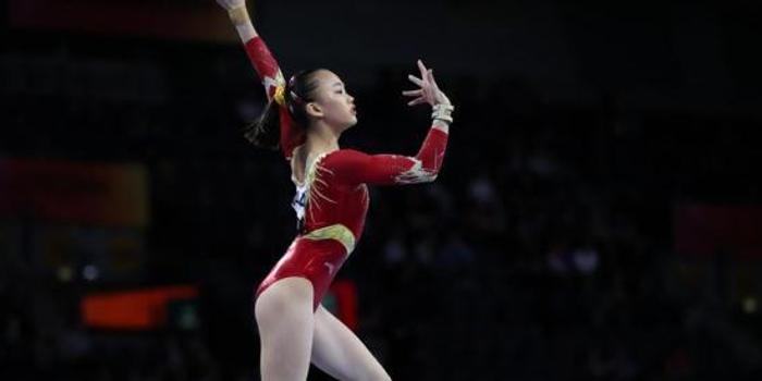 體操世錦賽中國第二晉級女團決賽 美國隊領先5分